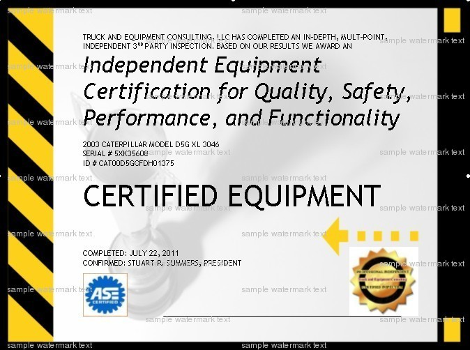 how to get heavy equipment operator certification